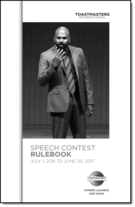 Club Contest Rule book