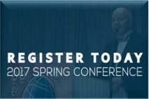 Check out the 2017 Spring Conference!