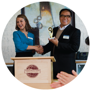 Toastmasters Meeting Award