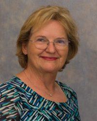 Agnes Lewis portrait EG